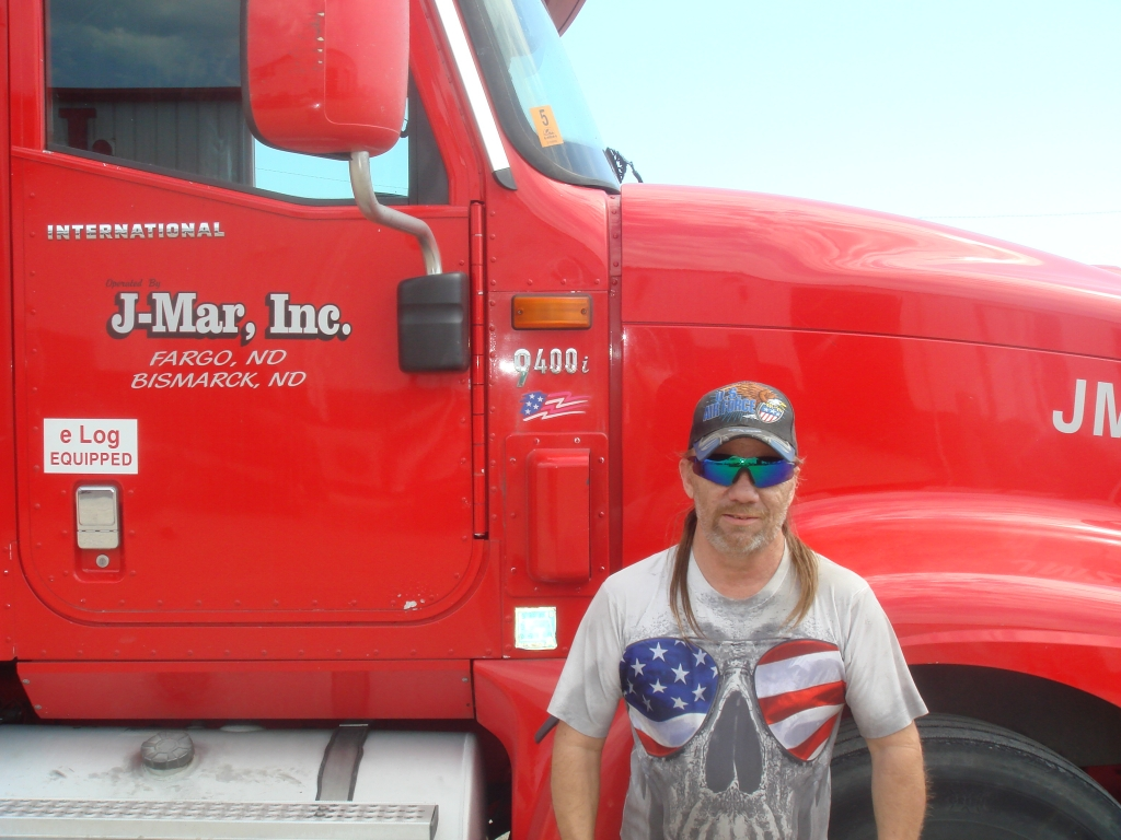 Joel - 19 Years as a Driver & Owner Operator!