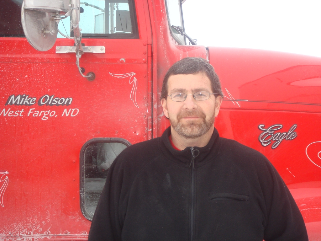 Mike - Owner Operator For 15 Years!